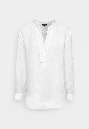 BLOUSE LONG SLEEVED - Blůza - white