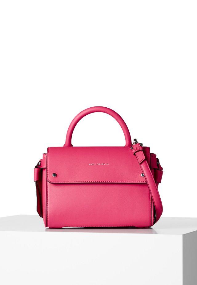 Sac bandoulière - peony pink