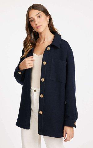 Short coat - navy/marine