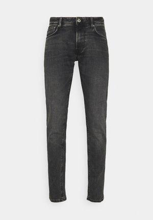 STANLEY POWERFLEX - Slim fit jeans - denim