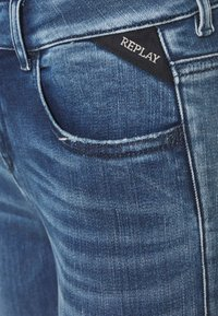 Replay - FAABY - Slim fit jeans - medium blue - 6