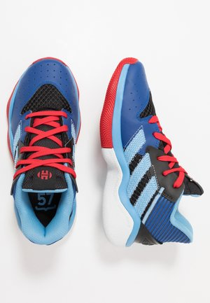 HARDEN BOUNCE BASKETBALL SHOES UNISEX - Basketbalové boty - black/blue