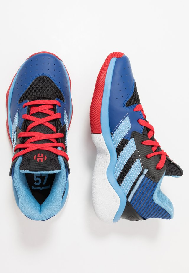 HARDEN BOUNCE BASKETBALL SHOES UNISEX - Chaussures de basket - black/blue