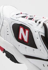 New Balance - Sneakersy niskie - white - 5