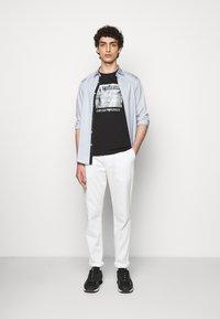 Emporio Armani - SHIRT - Formal shirt - light blue - 1