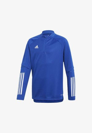 CONDIVO 20 PRIMEGREEN TRACK - Long sleeved top - blue