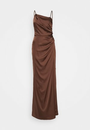 LYLAH MAXI - Occasion wear - chocolate