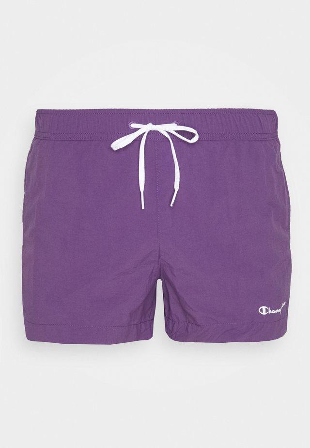 BEACH - Shorts da mare - purple