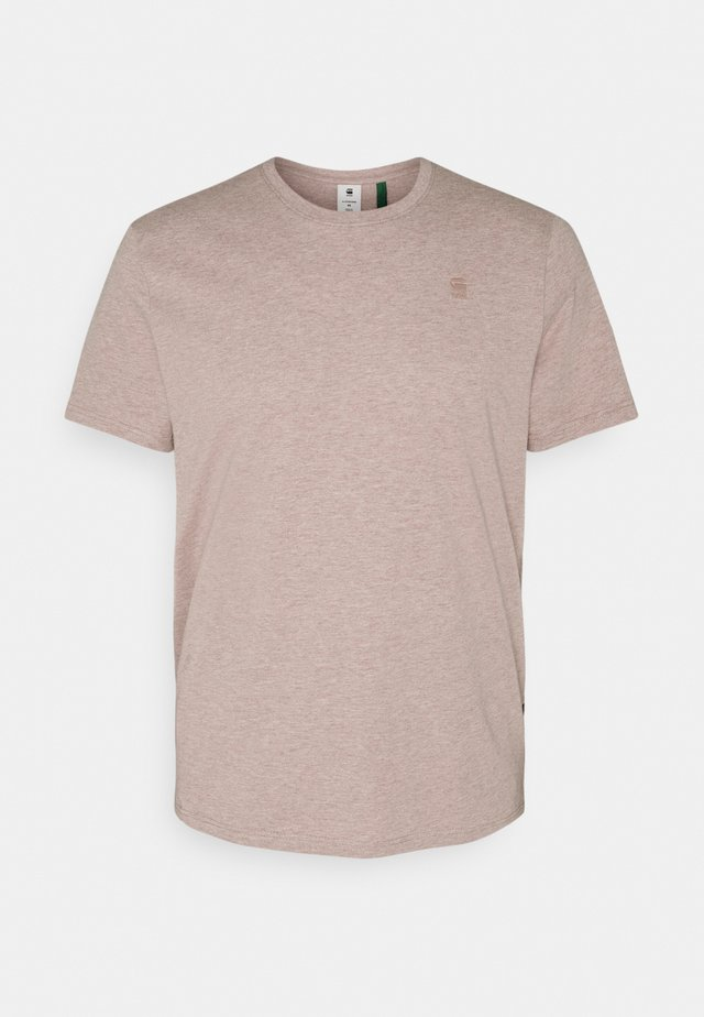 Basic T-shirt - lox heather