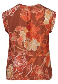 Cartoon - MIT MUSTER - Blouse - red/red - 4