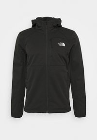 The North Face - QUEST HOODED - Softshell jakker - tnf black - 4