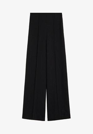 JUSTO-I - Trousers - noir