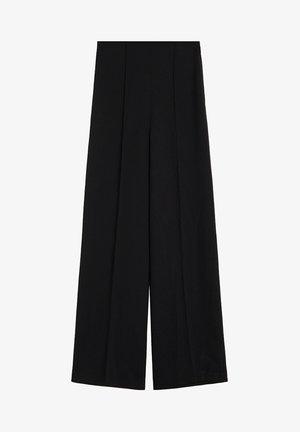 JUSTO-I - Pantalon classique - noir
