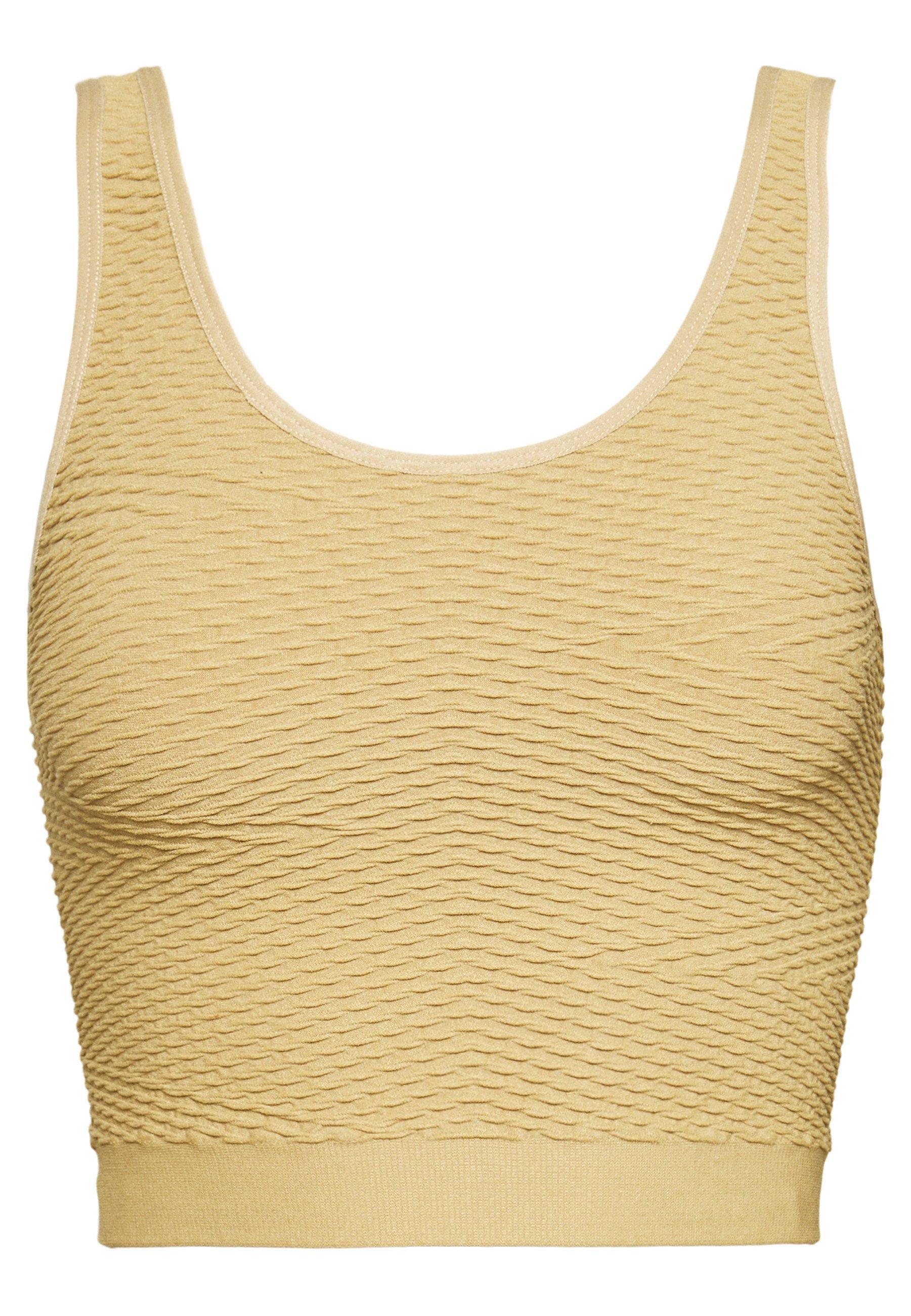 Just Female Grease Short - Topper Kelp/beige