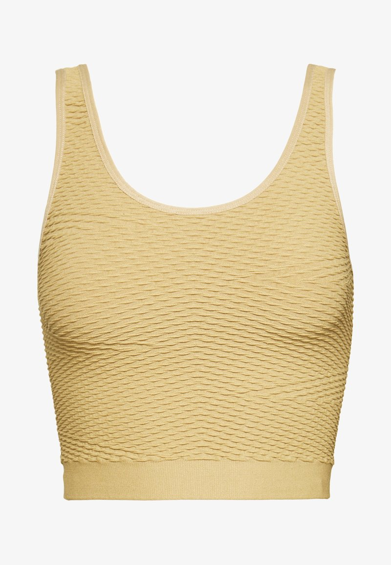 JUST FEMALE GREASE SHORT - Top - kelp/beige QtjNff