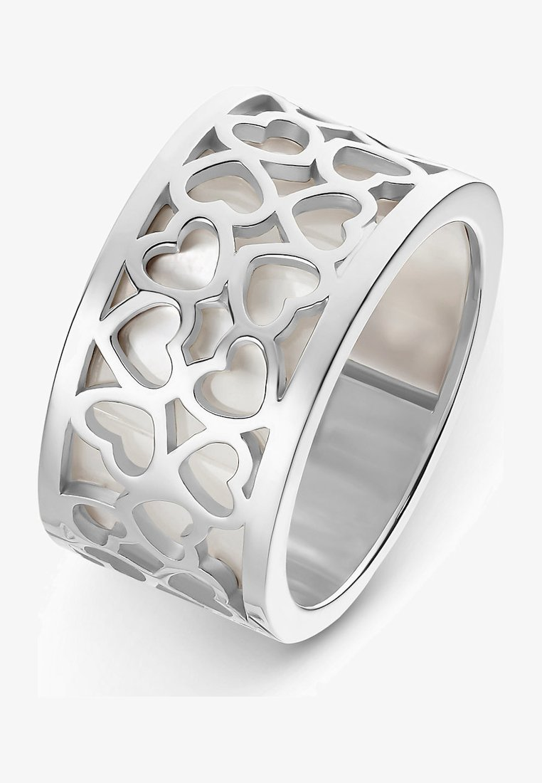 JETTE - Bracelet - silber
