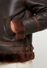 Schott - Leather jacket - aubrun - 5