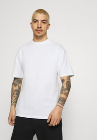 9N1M SENSE - ELISIUM UNISEX - Print T-shirt - white - 2
