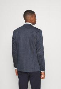 Only & Sons - ONSELIJAH CHECKCASUAL - Blazer jacket - dark navy - 2
