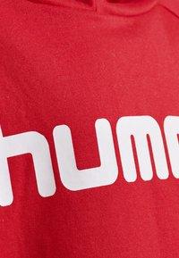 Hummel - Hoodie - red - 2
