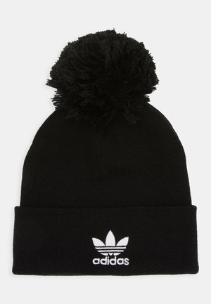 BOBBLE UNISEX - Mössa - black