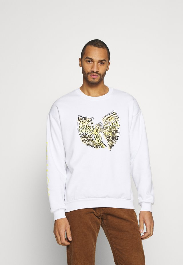 WU TANG UNISEX - Sweater - white