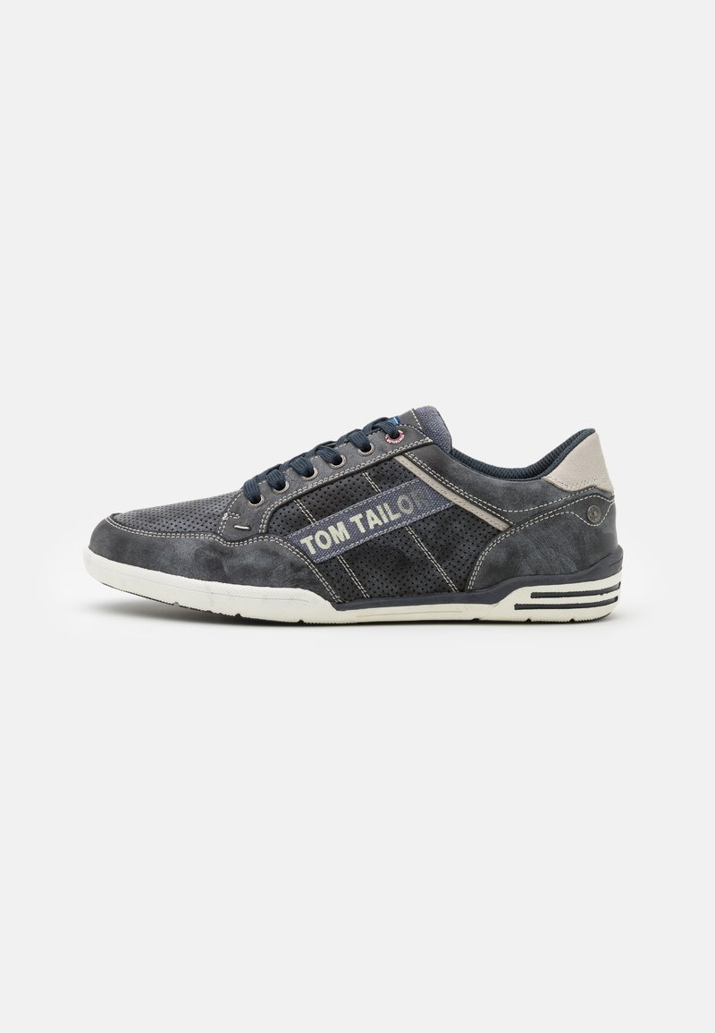 TOM TAILOR - Trainers - blue