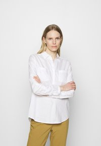 Opus - FALENTA - Košile - white - 0