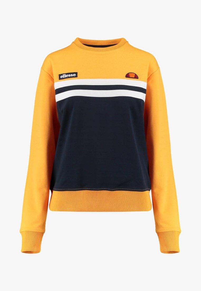 Ellesse - TARIA - Sweatshirt - yellow