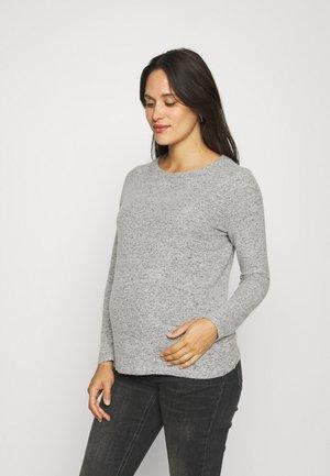 MLJENINA - Jersey de punto - light grey melange