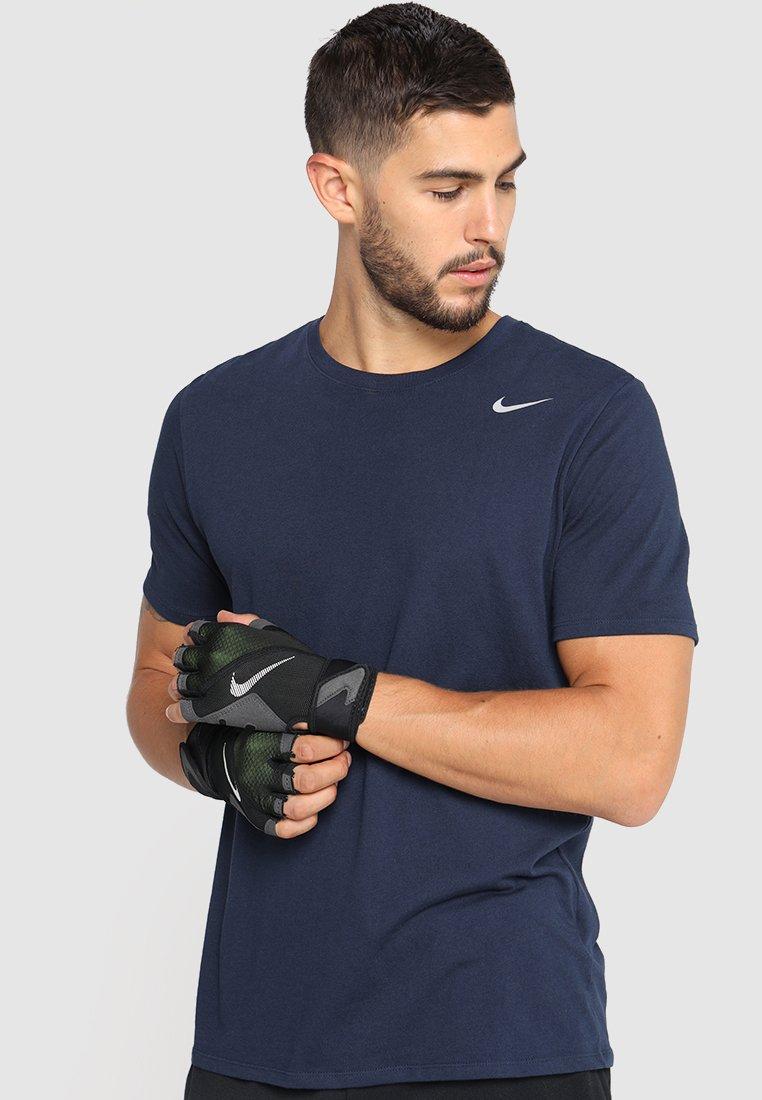 Nike Performance - PREMIUM FITNESS GLOVE - Mitaines - black/volt/white