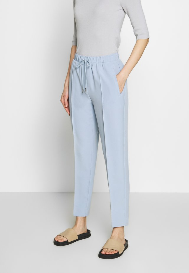 RUBY PANT - Trousers - blue mist