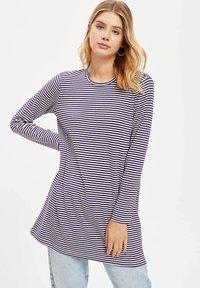 DeFacto - Long sleeved top - purple - 3