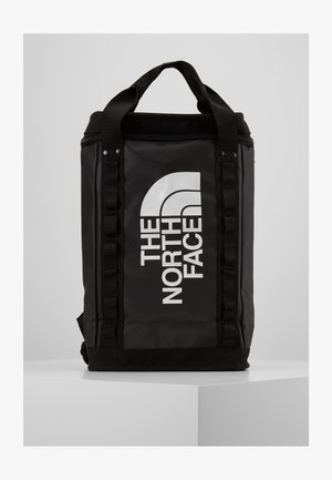 EXPLORE FUSEBOX UNISEX - Rucksack - black/white