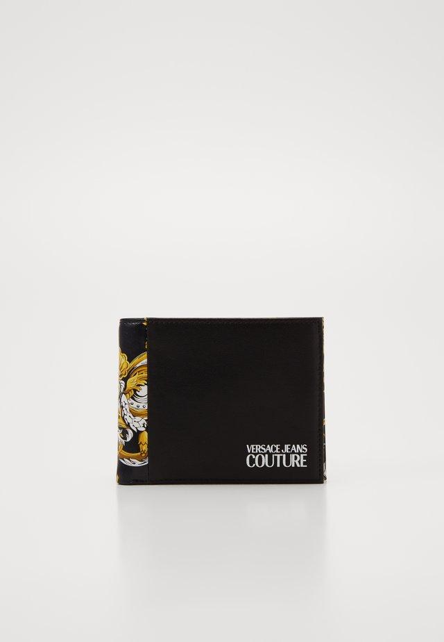 Portefeuille - black/gold
