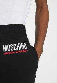 Moschino Underwear - PANTS - Pyjamasbukse - black - 4