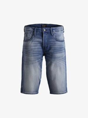 Jeansshorts - blue denim