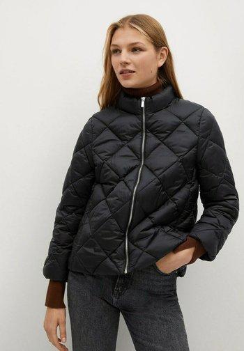 BLANDICO - Light jacket - schwarz