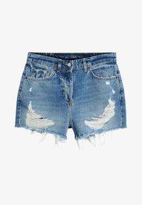 Next - Denim shorts - blue - 4