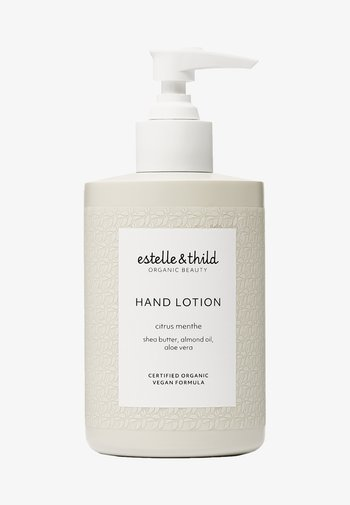 CITRUS MENTHE HAND LOTION - Hand cream - -