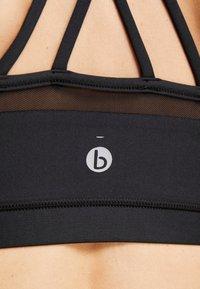 Cotton On Body - STRAPPY CROP - Sports bra - black - 5