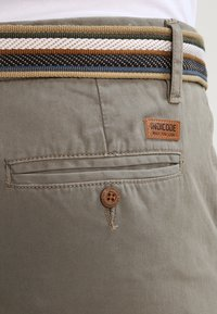 INDICODE JEANS - ROYCE - Shorts - greige - 4