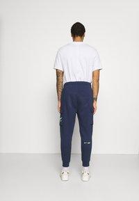 Nike Sportswear - Pantaloni sportivi - midnight navy - 2