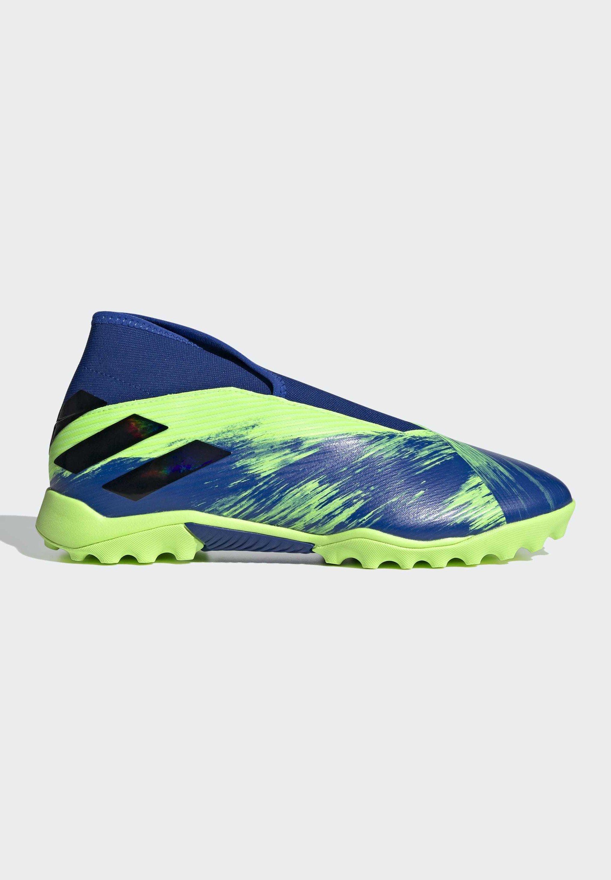 Halvin Naisten kengät Sarja is9898fyuiHYDS8 adidas Performance NEMEZIZ 19.3 TURF BOOTS Hiekkakengät green