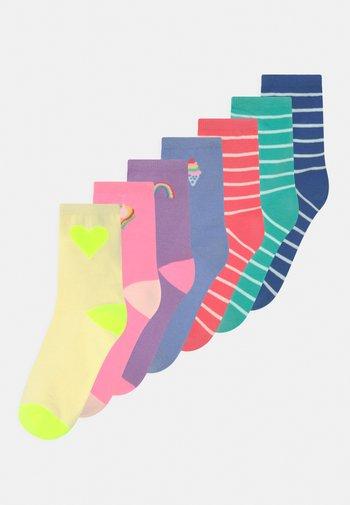 GIRLS 7 PACK - Socks - multi-coloured