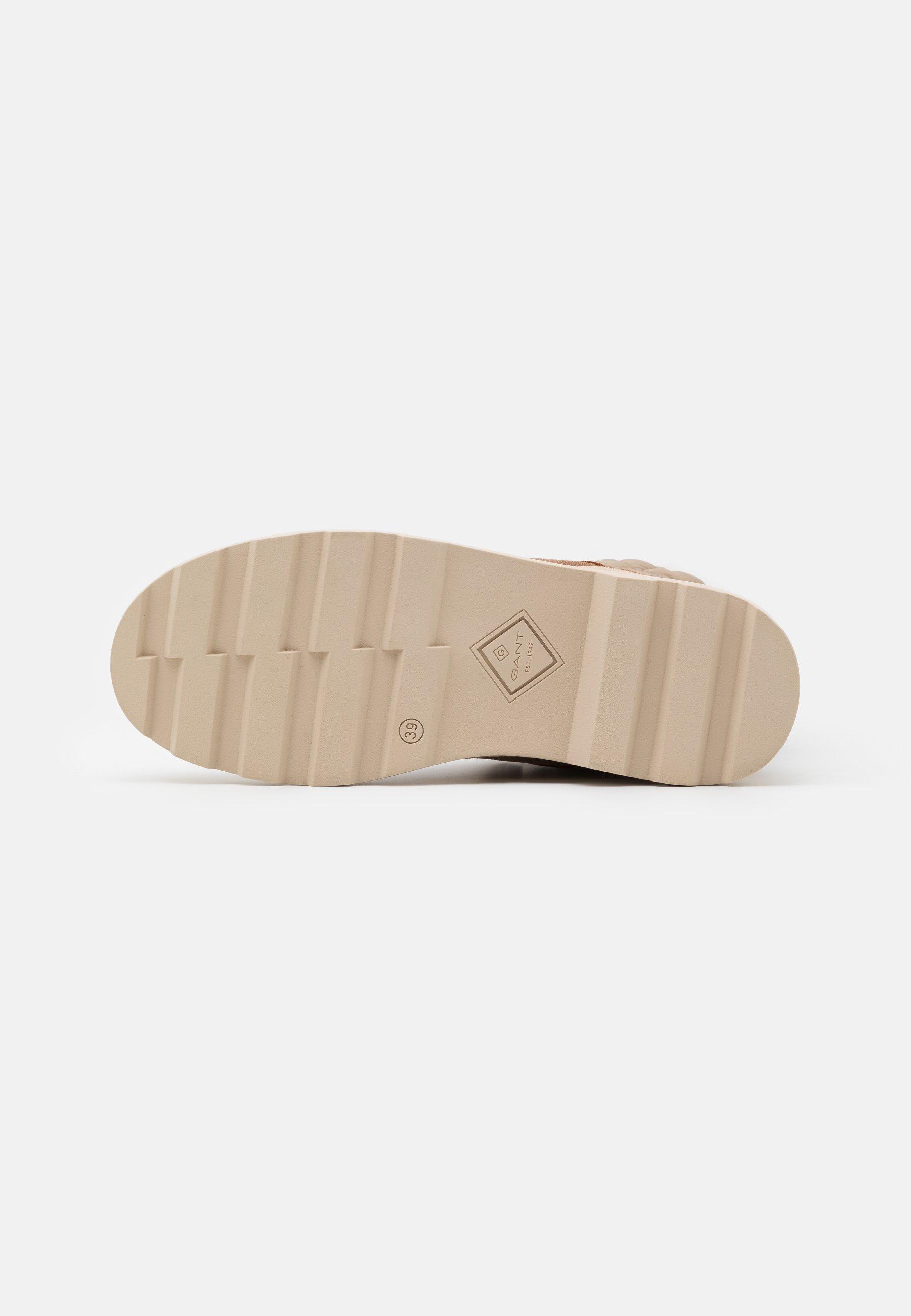 GANT KAARI MID LACE BOOT Schnürstiefelette warm khaki/beige