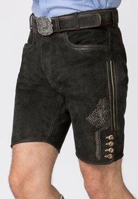 Stockerpoint - Shorts - grey - 4