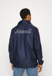 adidas Originals - Summer jacket - collegiate navy - 3