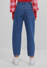 Bershka - Jeans a sigaretta - blue - 2