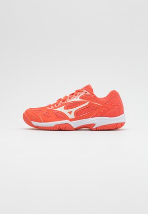 CYCLONE SPEED 2 - Volleyballsko - living coral/snow white/white